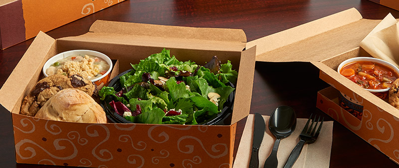 Box Lunches category